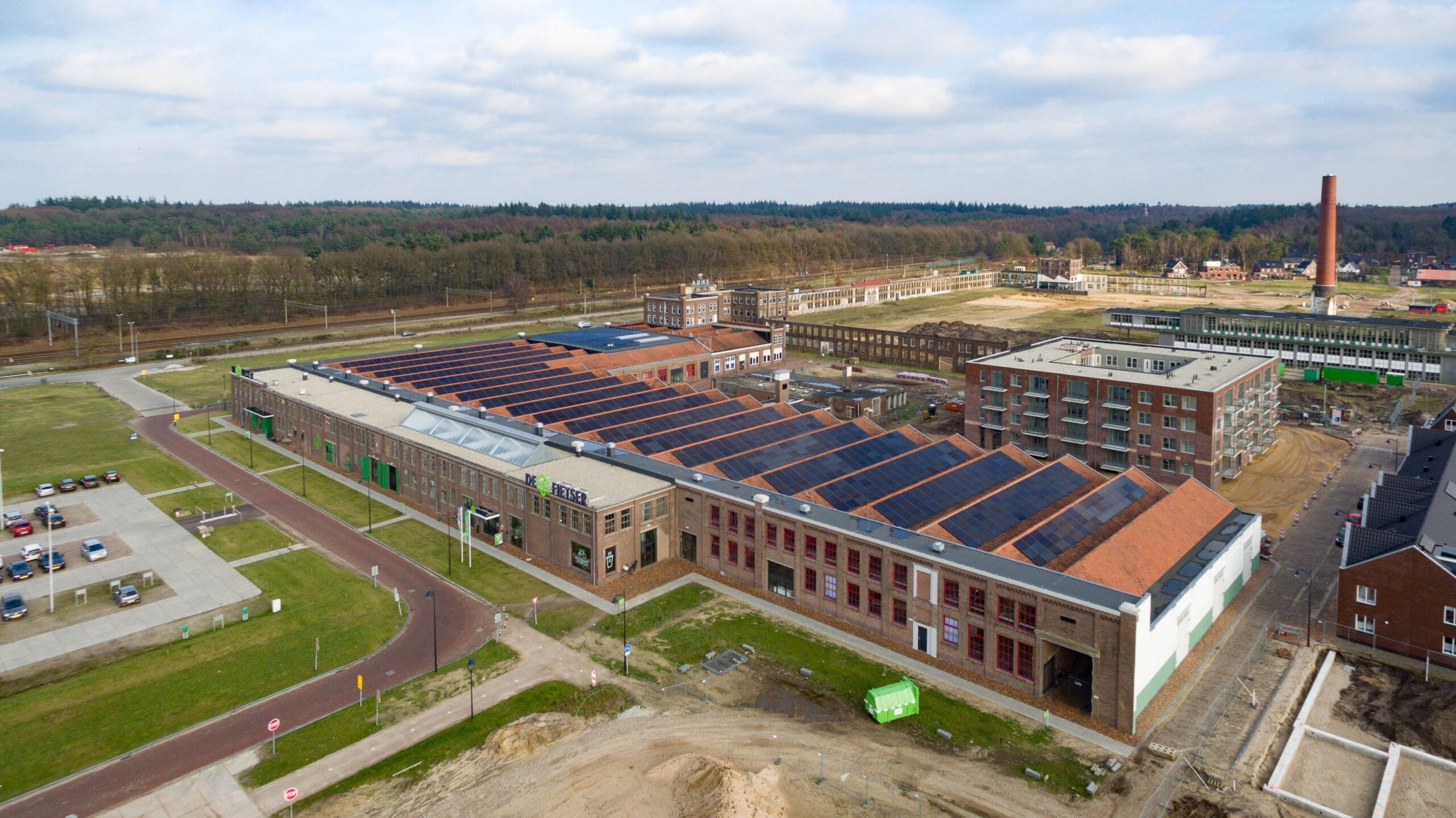 ENKA westhal Zonnepanelen duurzaamheid