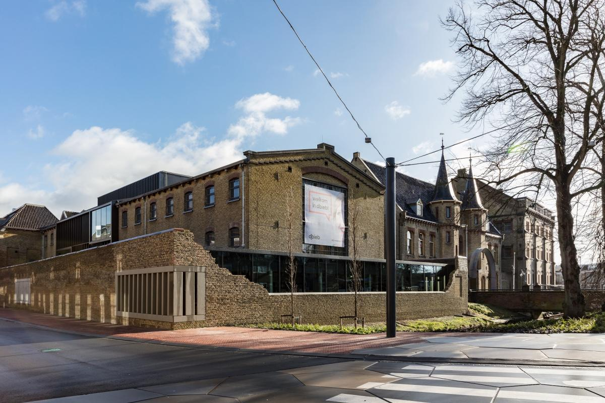Blokhuispoort Leeuwarden aanzicht Bibliotheek vanaf het centrum_Jan van Dalen fotografie_4842-20180201_0.jpg