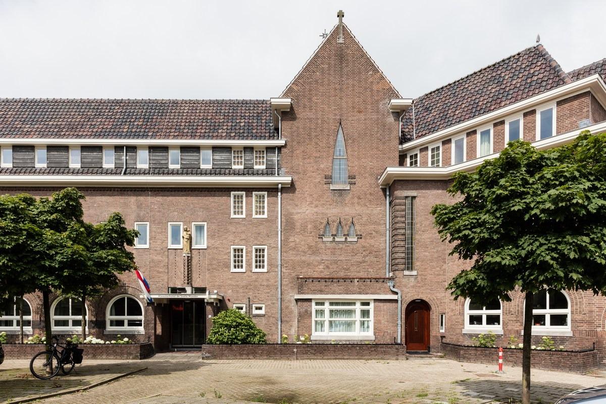 Nemiusklooster in 2016 (Jan van Dalen)