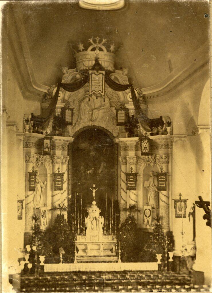Havenkerk Schiedam 1879
