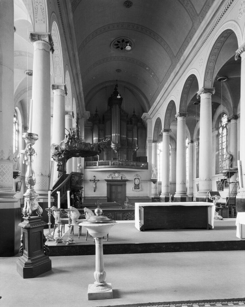 Havenkerk Schiedam 1967