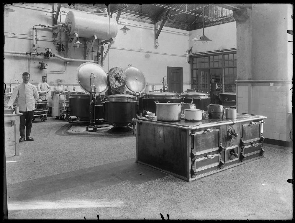 Keuken Duin en Bosch