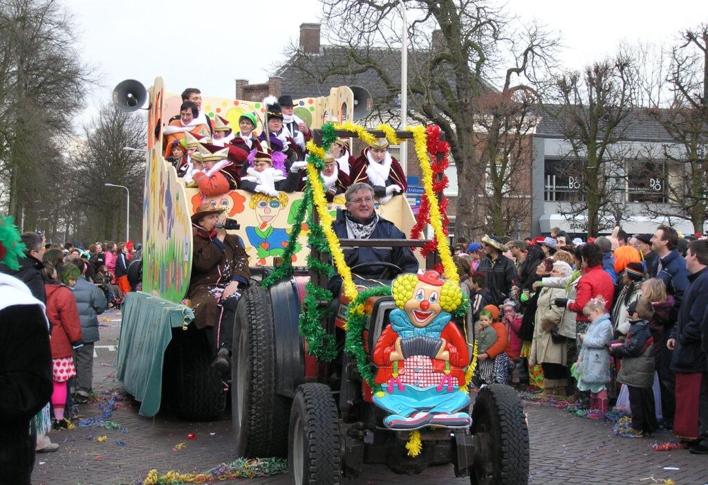 Carnaval op Huize Vincentius