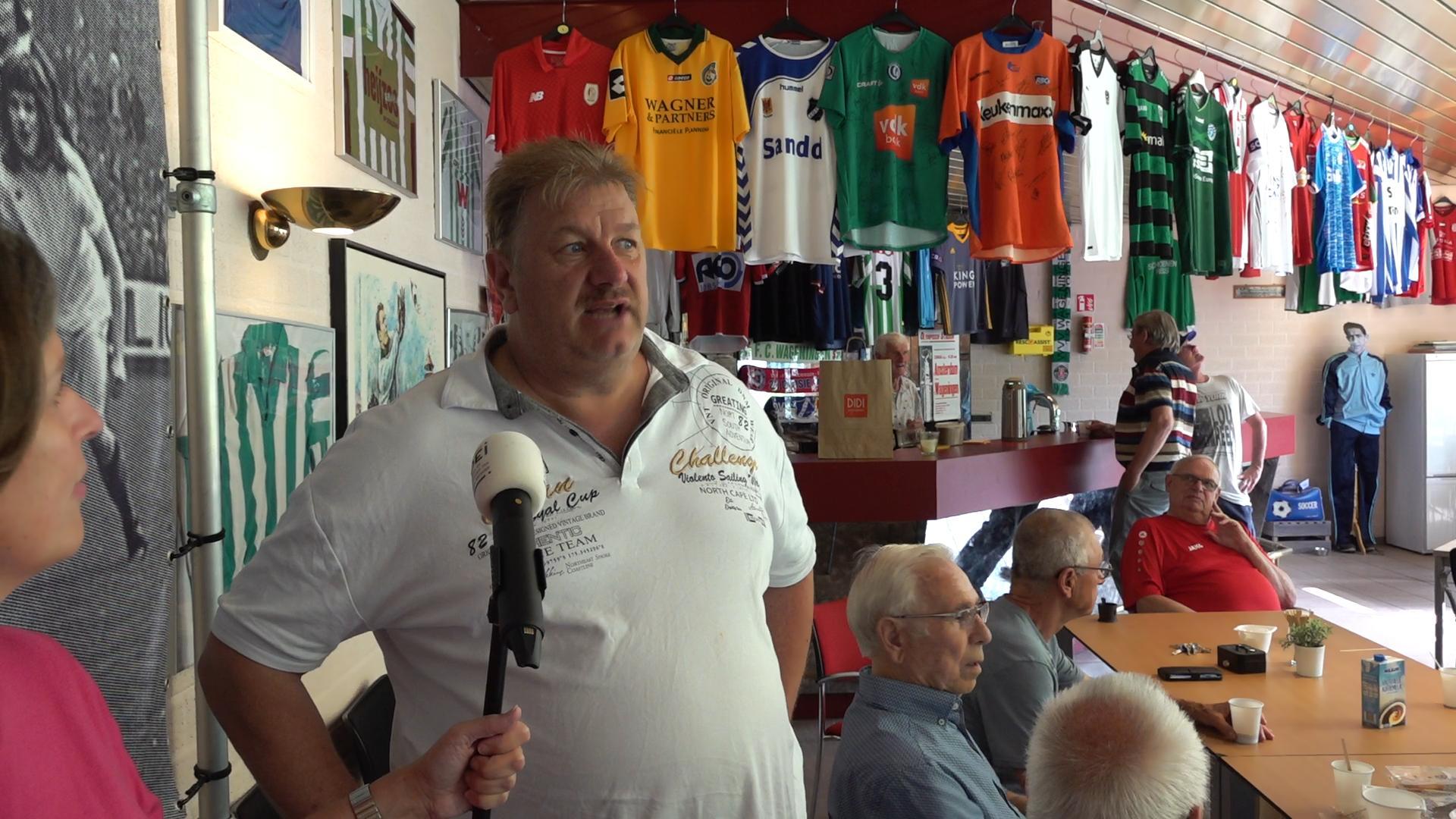 Op de koffie bij voetbalhelden | FC Wageningen deel 2