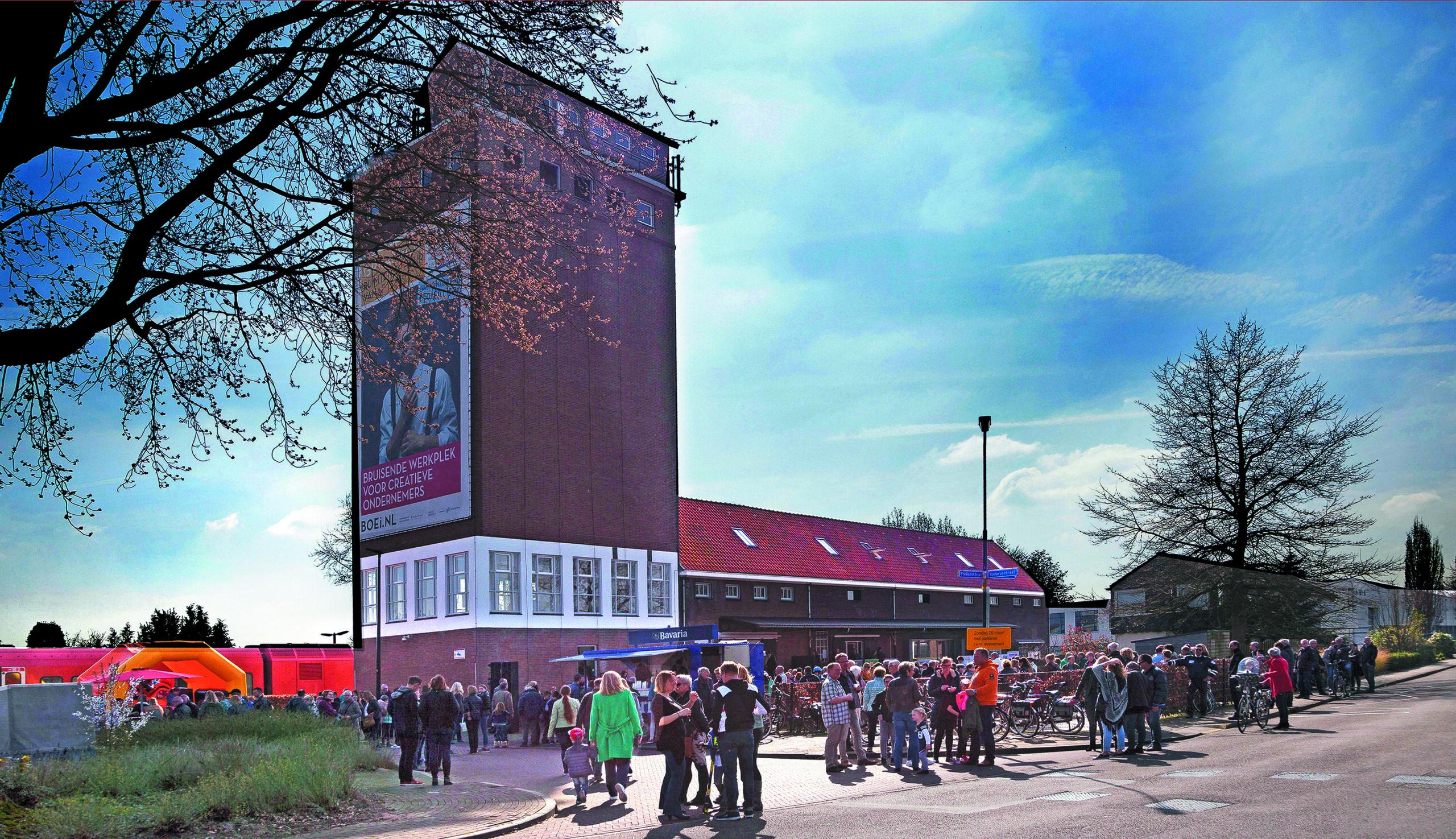 De Graansilo van Wehl – Verzamelpunt van een toekomstbestendig dorp